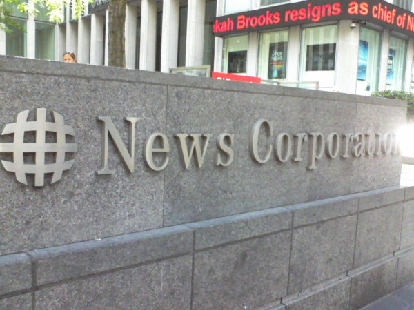 News Corp Rebekah Brooks News International Rupert Murdoch